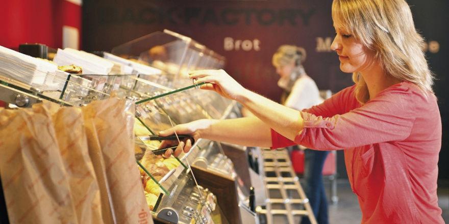 Back-Factory betreibt erfolgreich das Geschäft mit Snacks und Kaffee.