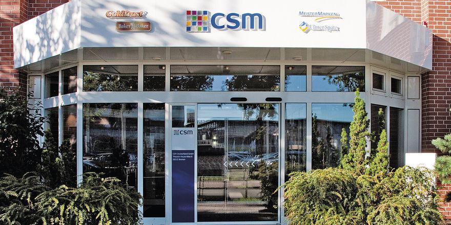 CSM sucht für die Marken Ulmer Spatz, Meistermarken, Goldfrost und Baker & Baker neue Besitzer.