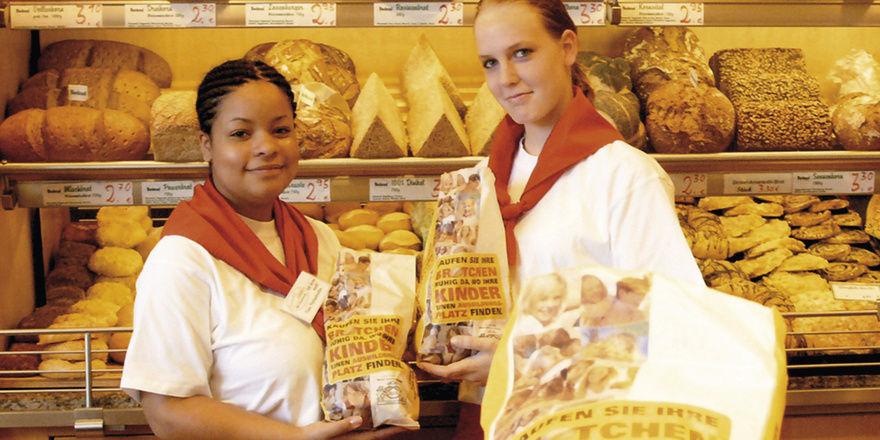 Gut ein Drittel der Jugendlichen im Bäckerhandwerk kommt aus einer Migrantenfamilie.