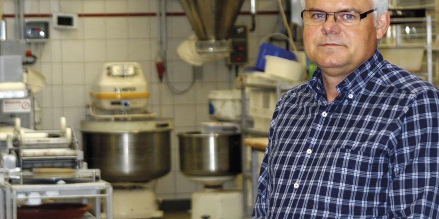 Thomas Kruse hat seinen Betrieb seit der Wende kontinuierlich aufgebaut.
