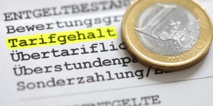 Neue Tarifgehälter: In Bayern verdienen Mitarbeiter im Bäckerhandwerk ab September zwei Prozent mehr.