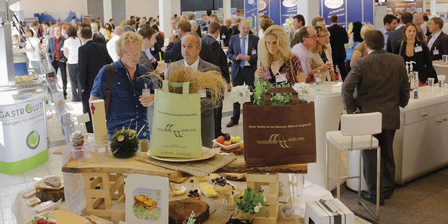 Der Snack bietet Potenzial. Auf dem Kongress informierten sich die Teilnehmer über aktuelle Markttrends.