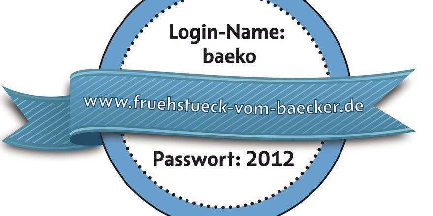 Bäko-Site-Login: So kommen Bäcker rein.