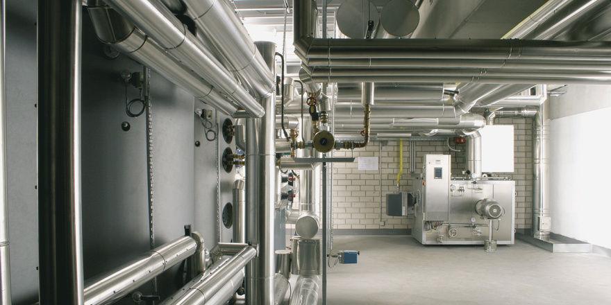 Bei zentraler Befeuerung der Backöfen reduziert sich der Aufwand zur Wärmerückgewinnung deutlich.
