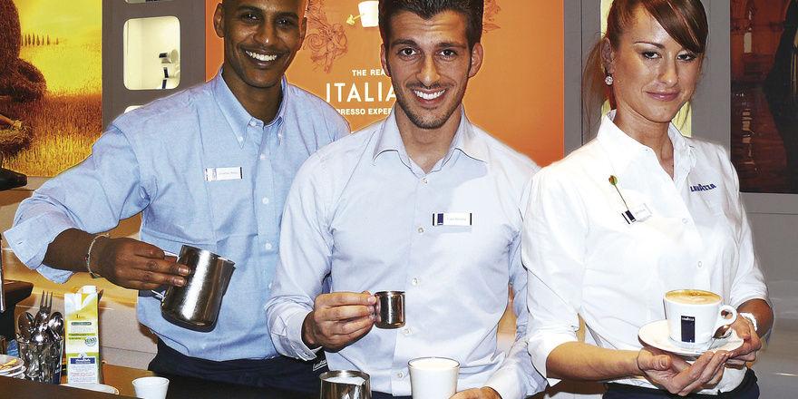 Kaffee bietet auch Bäckern beste Chancen, sich als Spezialist für hochwertigen kulinarischen Genuss zu profilieren.