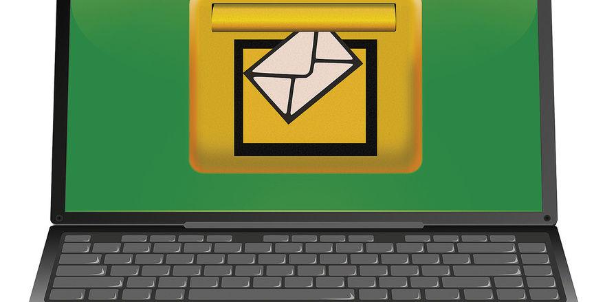 Wer die eingehende Mail jetzt öffnet, muss damit etwas machen: archivieren, beantworten oder löschen.