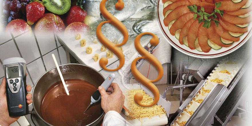 Richtlinien und Paragrafen: Der Gesetzgeber hat ein Auge auf Lebensmittel und ihre Produzenten.