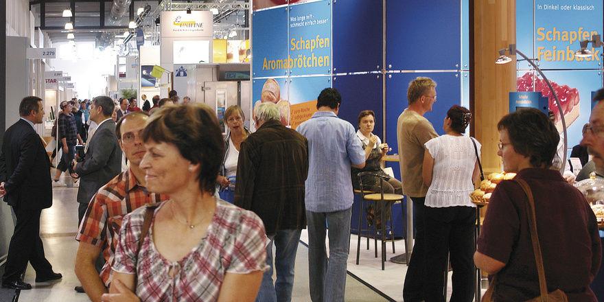 Auch in diesem Jahr erwartet die Besucher das komplette Produktangebot für die Branche.