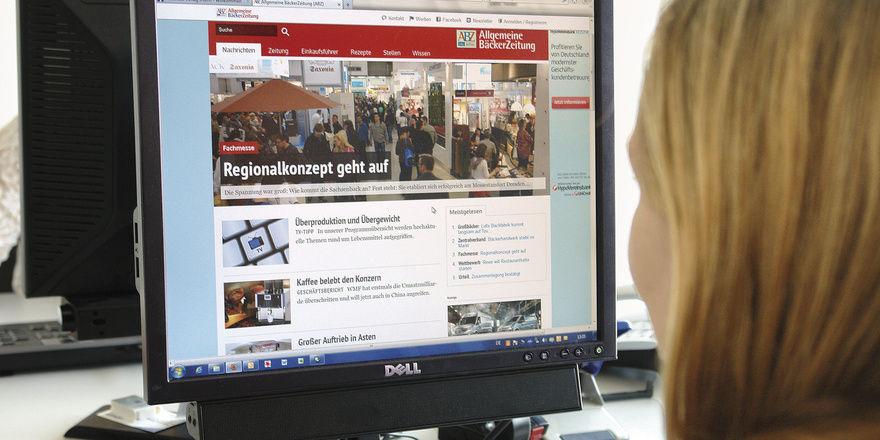 Neues Erscheinungsbild, mehr Service: Die ABZ entwickelt ihr Online-Angebot weiter.