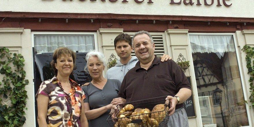 Die Bäckerfamilie Laible kämpft gegen den Großbäcker Frisch.