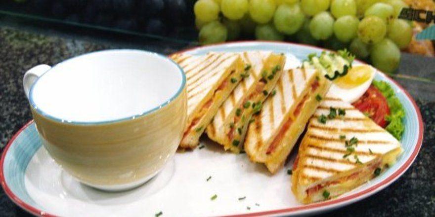 Im Snackbereich erweitern getoastete Produkte das Frühstücksangebot.