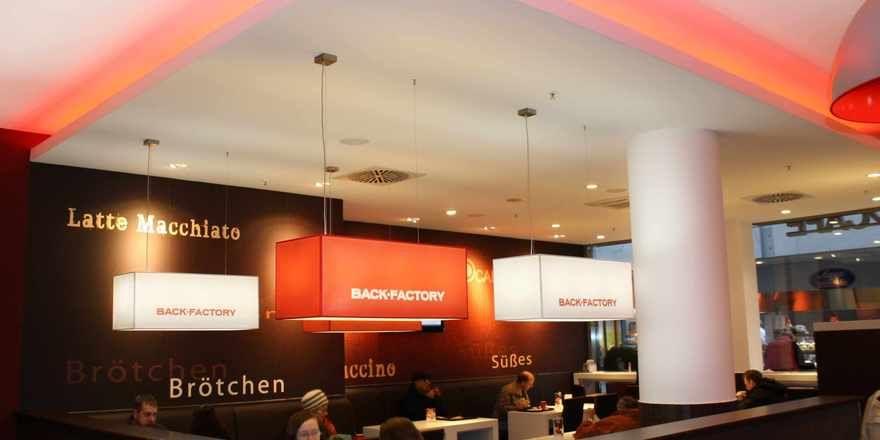 Frisches Konzept: Back-Factory geht neue Wege.