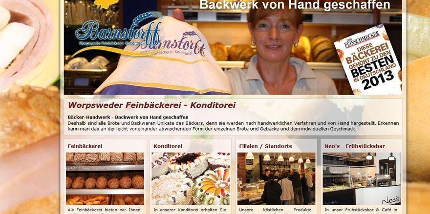 Die Feinbäckerei Barnstorff expandiert durch Zukauf.