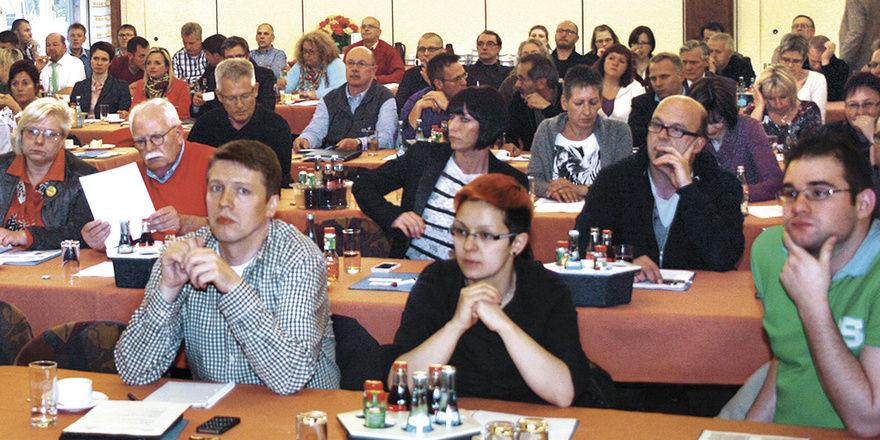 Rund 90 Teilnehmer zeigen großes Interesse an den Themen der dritten Hygiene-Fachtagung des Bäckerinnungsverbands.
