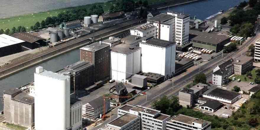 Auch die Ellmühle Köln (Kampffmeyer) gehört nun zu fast 100 Prozent zur GoodMills Group.