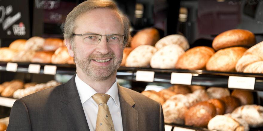 Steuert das Bäckerhaus Veit: Johannes Klümpers.
