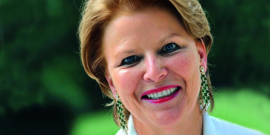 Prof. Dr. Ulrike Detmers, Präsidentin des Verbandes Deutscher Großbäckereien e.V.