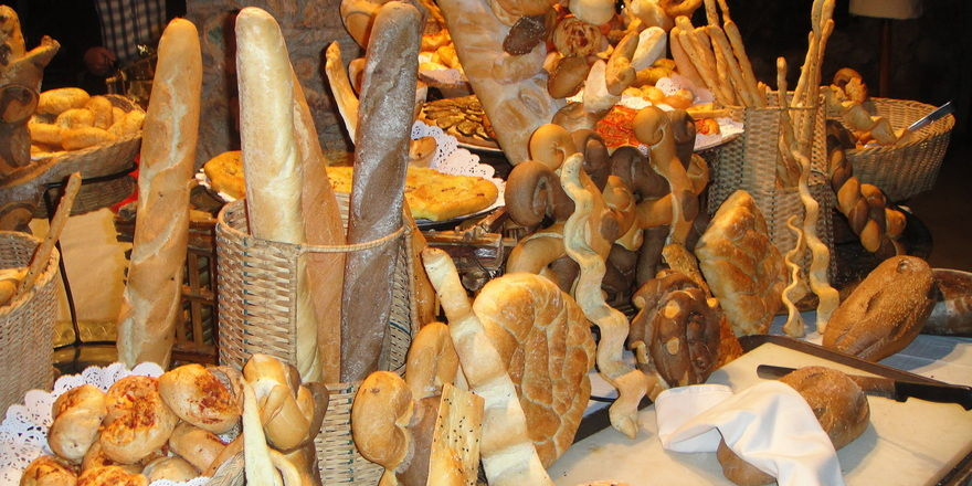 Auch in Sachen Brot und Backwaren werden auf der Anuga neueste Ernährungstrends bedient.