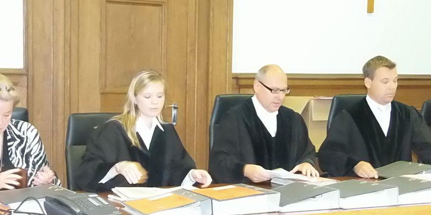 Das Gericht sieht die Schuld von Stefan M. als erwiesen an.