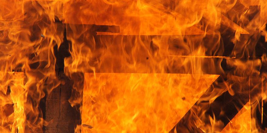Feuer und Rauch haben die Einrichtung der Bäckerei Dreihäupl in Neu-Ulm zerstört.