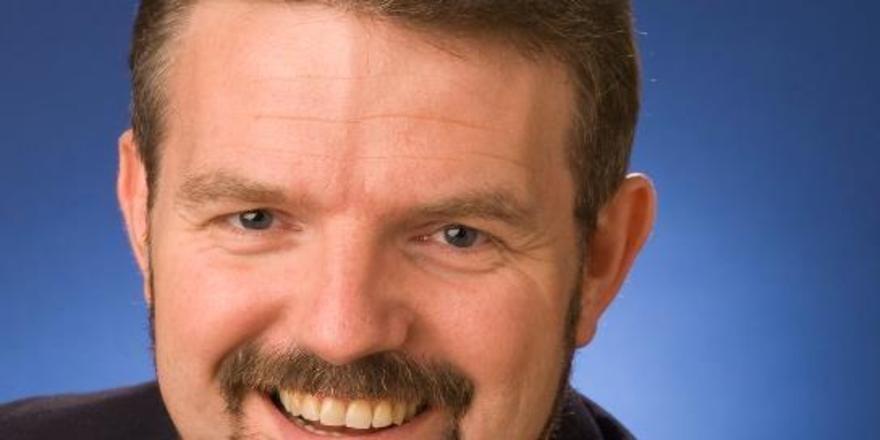Thomas Zimmer, Inhaber der Bäckerei Lang in Bayreuth, ist mit 50 Jahren einer der jüngsten Kandidaten.