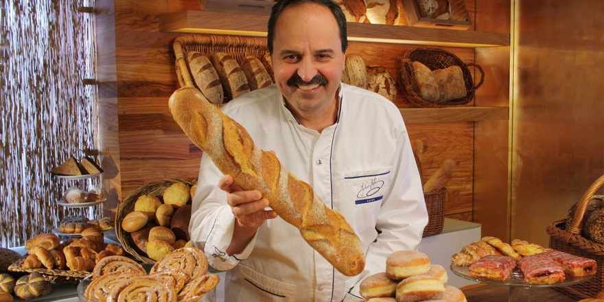 Fernsehkoch Johannn Lafer sucht für das ZDF Deutschlands besten Bäcker.