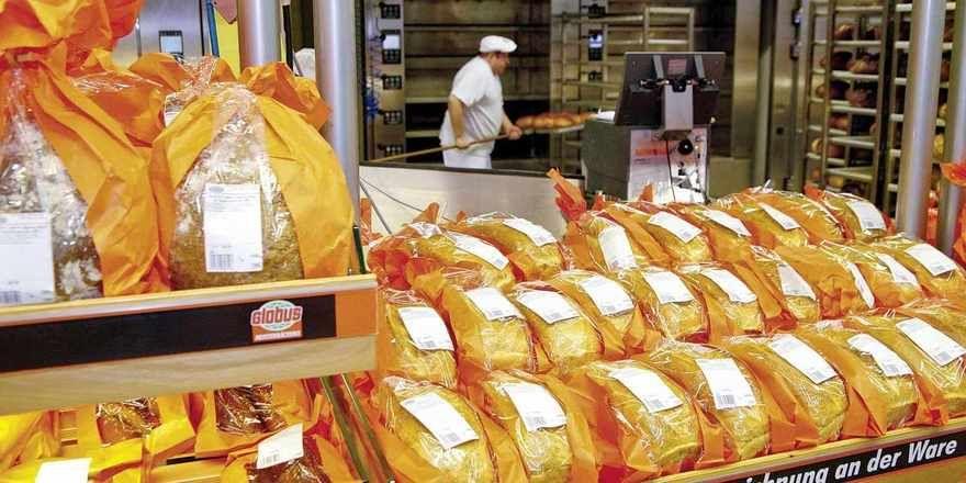 """Aktuell sind 25 der 46 Globusmärkte in Deutschland mit """"Meisterbäckereien"""" ausgestattet."""
