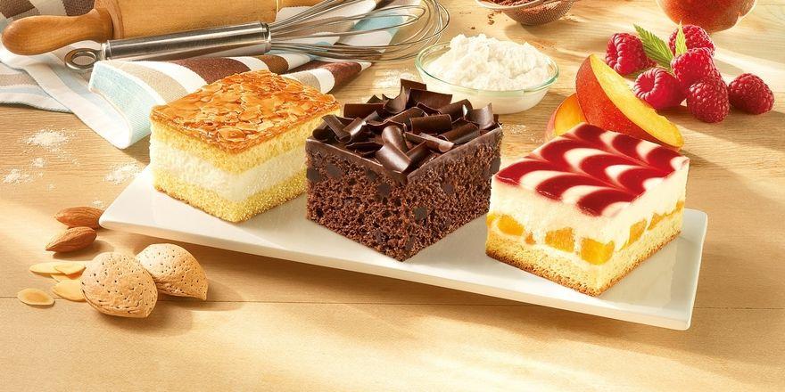 Torten und Kuchen in allen Variationen aus der Tiefkühltruhe und dazu TK-Brötchen sind das Geschäft von Coppenrath und Wiese.