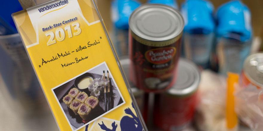 Vandemoortele schreibt seit 2006 jährlich einen Rezept-Wettbewerb aus, der sich an Bäcker- und Konditoren-Azubis richtet.