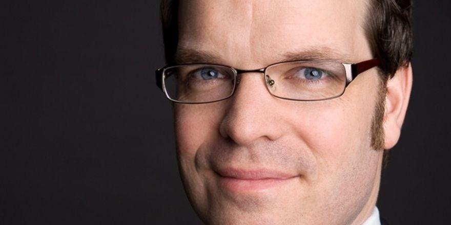 Henrik Oevermann übernimmt bei Diosna neue Aufgaben.