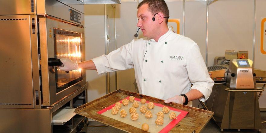 Die Modern Bakery ist Leitmesse für die Branche in Russland.