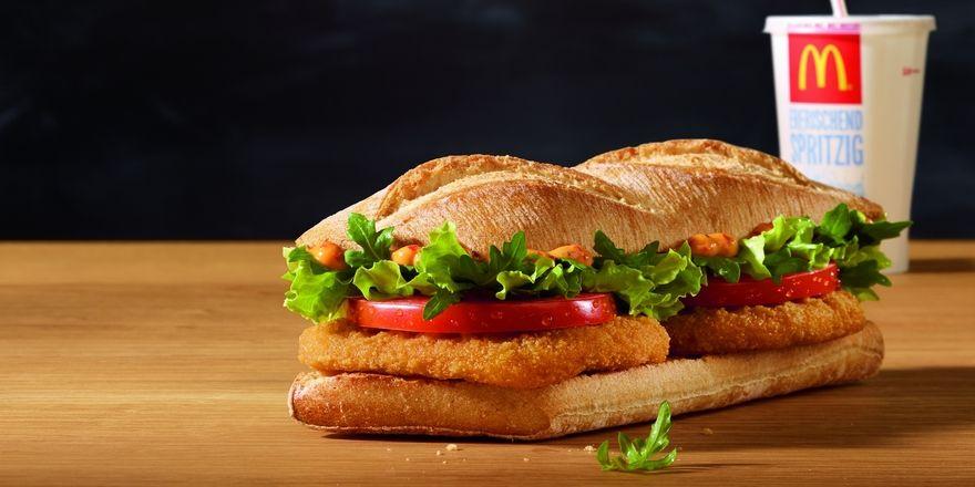 Vor allem US-Burger verschmähen derzeit die Produkte von McDonald's.