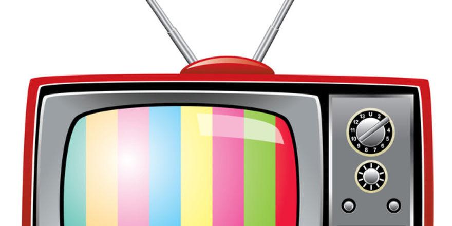 Im Fernsehen kann sich auch der Profi Anregungen für sein Geschäft holen.