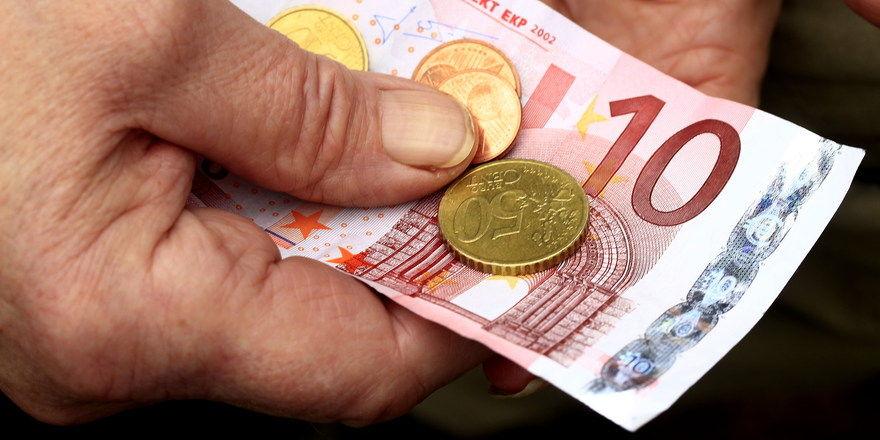 Um 3 Prozent und nächstes Jahr um weitere 2,75 Prozent steigen die Löhne.