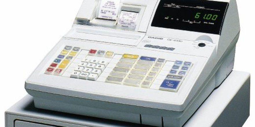 Casio Datenkasse CE 6100.