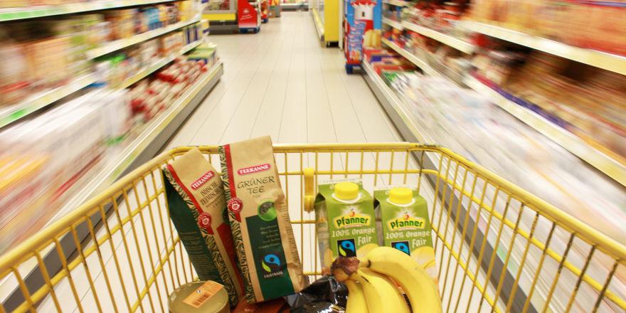 Der Umsatz und das Warenangebot fair gehandelter Produkte steigt ständig an.