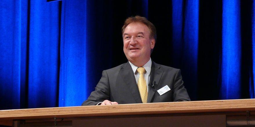 Der Workshop hat Tradition. Auch Holger Knieling ist gespannt, welche Ergebnisse die GfK-Studie bei der diesjährigen Veranstaltung liefern wird.