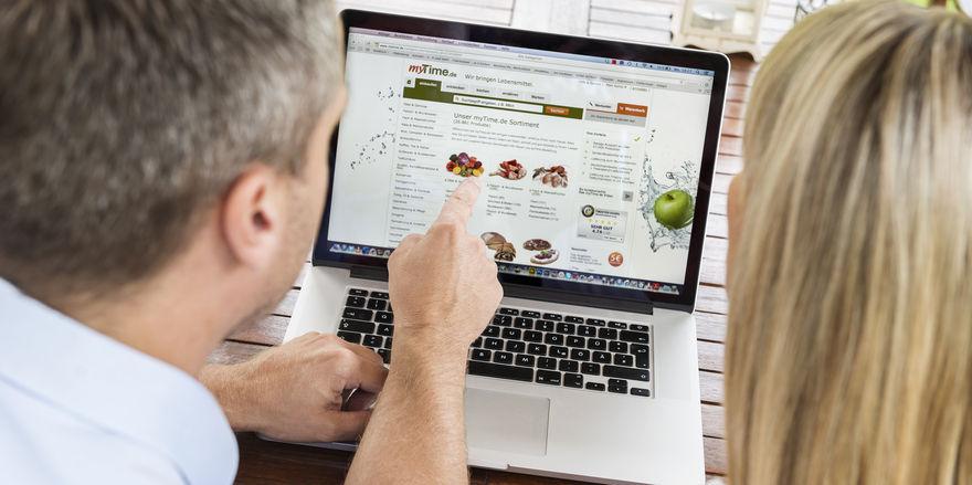 Der Lebensmittel-Onlineshop mytime.de bietet deutschlandweit das größte Warensortiment, sogar mit Tiefkühlkost und frischen Produkten.