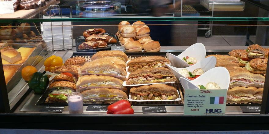 Das Snackgeschäft brummt. Für Bäcker heißt das, die Chance sehen und sie ergreifen.