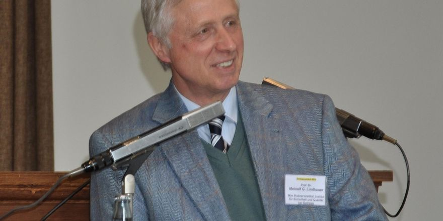 Acrylamid und Antioxidantien waren in den vergangenen Jahren Vorschungsschwerpunkte von Meinolf Lindhauer.