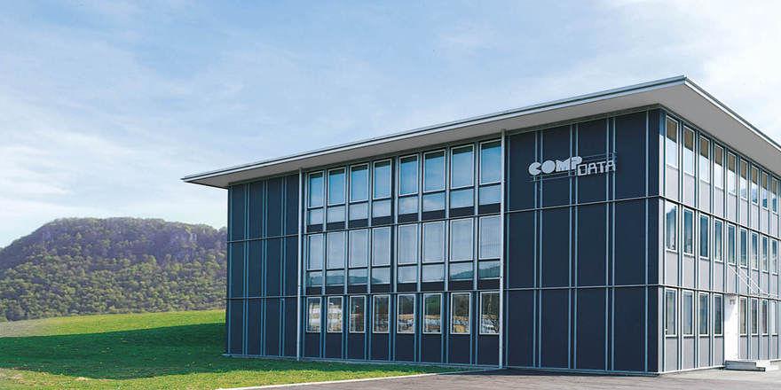 Das System- und Softwarehaus am Standort in Albstadt.