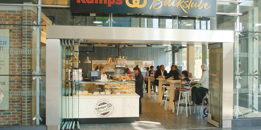 Der neue Mehrheitseigner will mit dem Kamps-Backstubenkonzept weiter expandieren. Foto: Archiv/Kauffmann