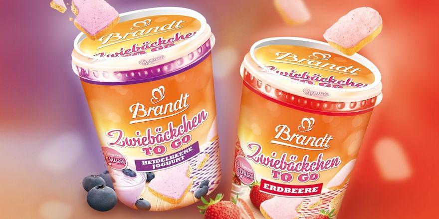 Das To-go-Geschäft möchte sich Hersteller Brandt nicht entgehen lassen und baut das Portfolio aus.
