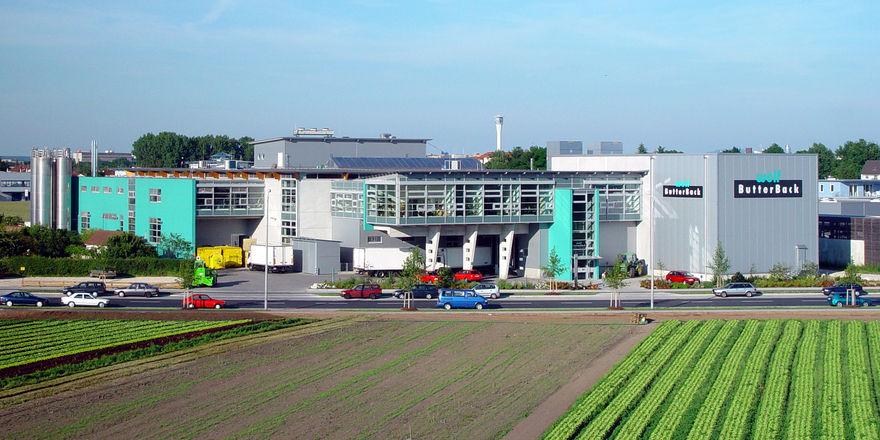Produktion am Stammsitz von Wolf Butterback in Fürth.