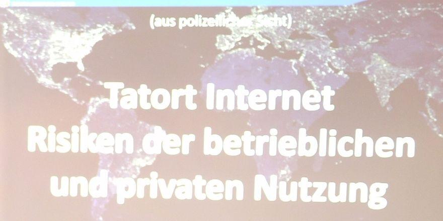 Gerade Unternehmen sollten sich gegen die Gefahren via Internet wappnen.