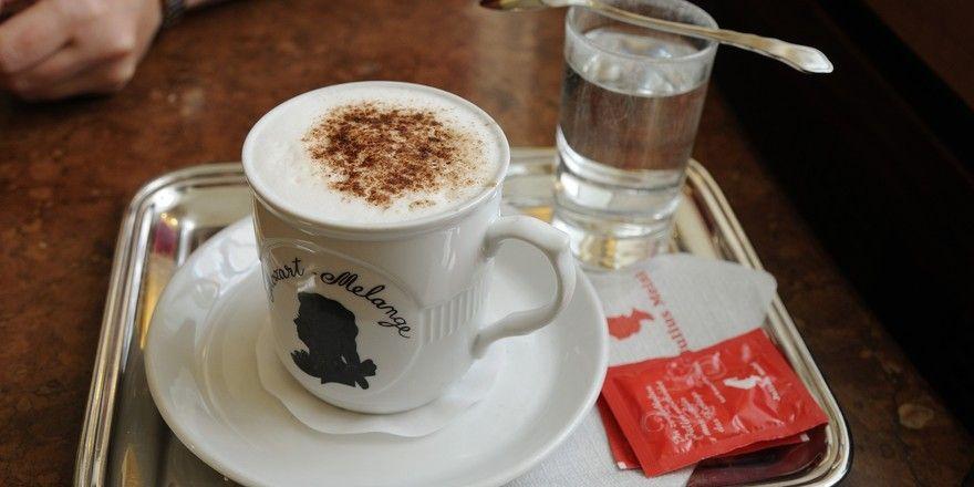 Heute verbinden die meisten Konsumenten Kaffee mit Genuss.