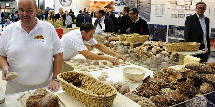 Was gibt's Neues? Unter anderem eine geführte Tour über die Messe erwartet die Bäcker am Sonntag.