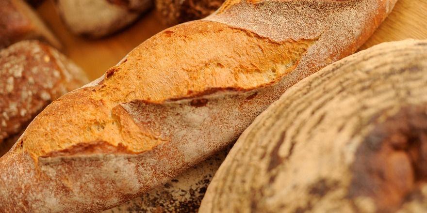 In Deutschland werden wieder mehr Brote und Brötchen produziert.