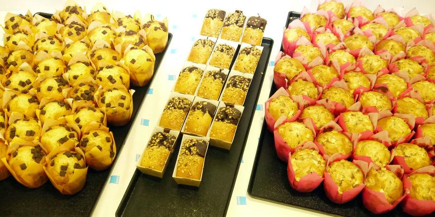 Pfiffige Gebäckkreationen rund um Cup Cake, Muffin & Co. kommen bei den jungen Leuten an.