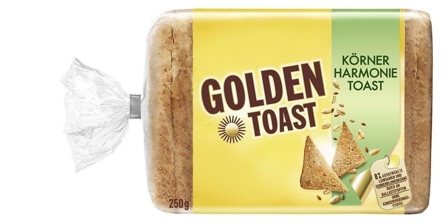 Lieken produziert unter anderem Toast für den Einzelhandel.